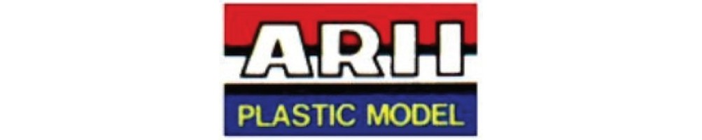 ARII 1/24 cars plastic model kits