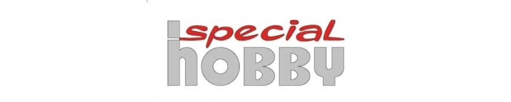 Special Hobby kits de helicópteros em plástico escala 1/72