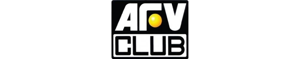 AFV Club kits de tanques em plástico escala 1/35