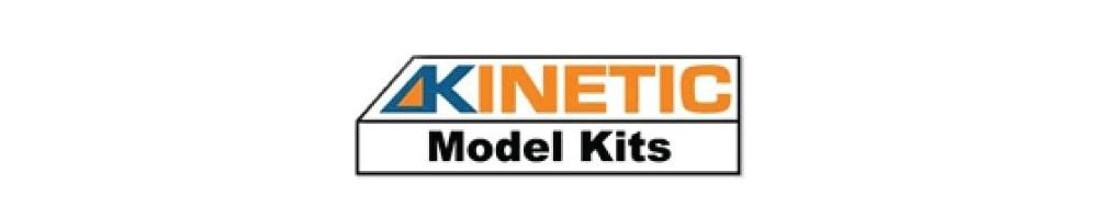 Kinetic kits de aviões em plástico escala 1/72