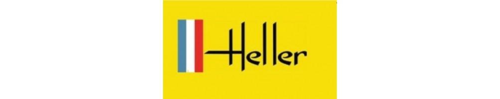 Heller 1/24 cars plastic model kits