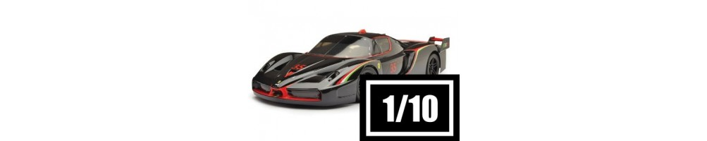Electric RC Cars 1/10 Scale On-Road
