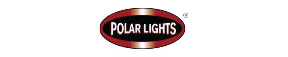 Polar Lights kits de carros em plástico escala 1/25