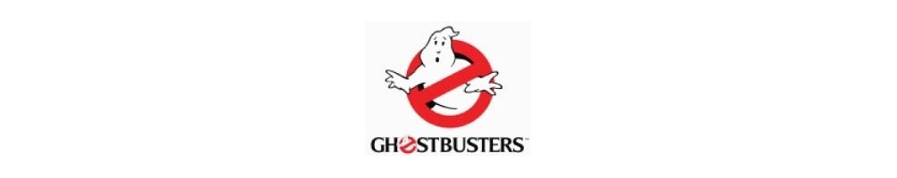 Ghostbusters plastic model kits