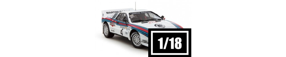 1/18 diecast and resin scale model car miniatures - HOBBYSECTOR Model Shop