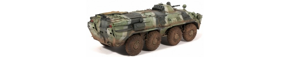 Weathering products for model kits