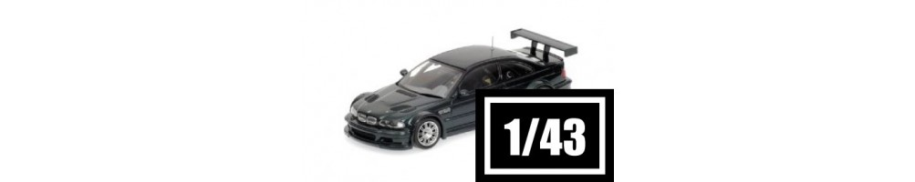 1/43 diecast and resin scale model car miniatures - HOBBYSECTOR Model Shop