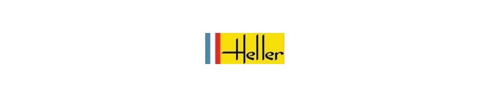 Heller kits de Veleiros em plástico escala 1/100