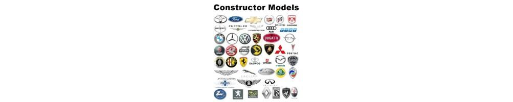 Miniaturas Constructor Models escala 1/18