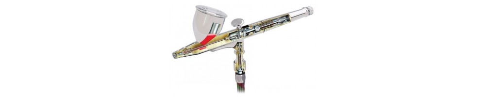 Parts and Accessories for airbrushing and compressors