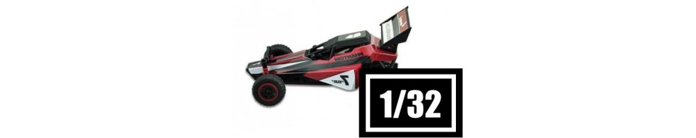 Electric RC Cars 1/32 Scale Off-Road