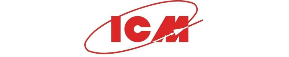 ICM kits de aviões em plástico escala 1/72