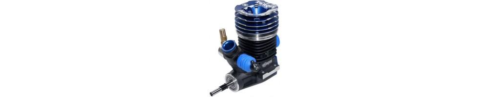 Motores de combustão RC