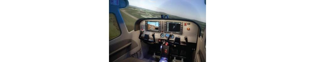 Simuladores de voo para modelos de Radio Control