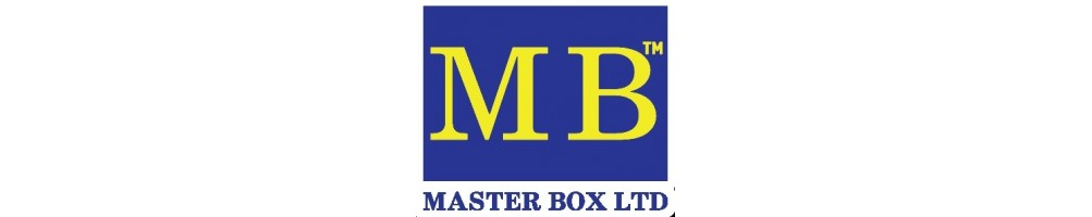 Master Box 1/35 figures plastic model kits