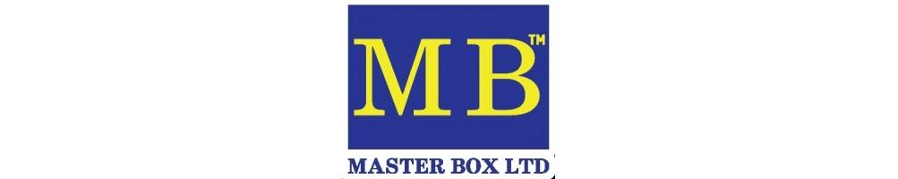 Master Box kits de figuras em plástico escala 1/35