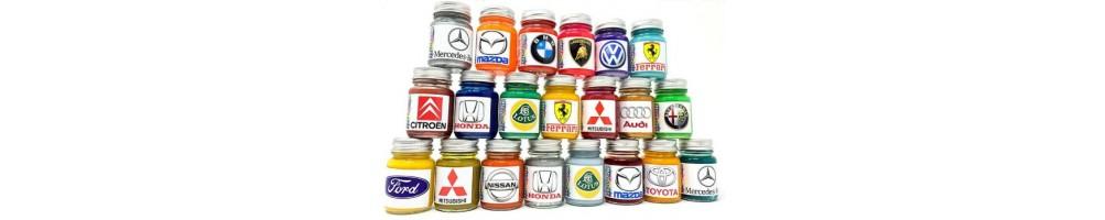 Lacquer Paints for plastic model kits Zero Paints
