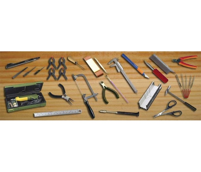 Tools, Accessories & Woods