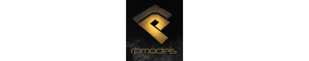 RPModels 1/10 figures plastic model kits