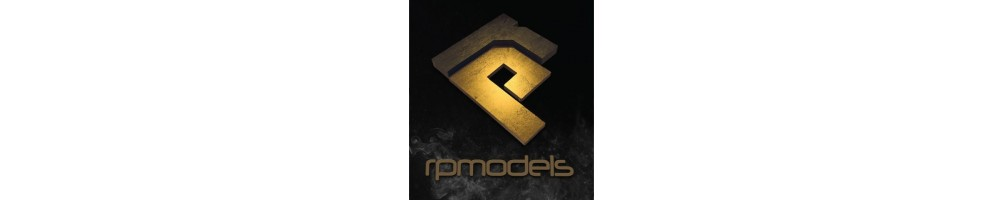 RPModels 75 mm figures plastic model kits