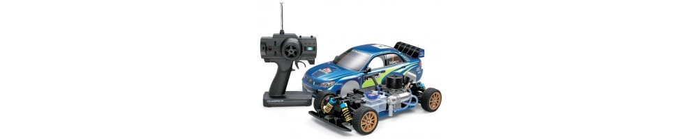Radio Control (RC) Cars