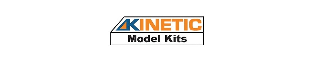 Kinetic 1/48 airplanes plastic model kits