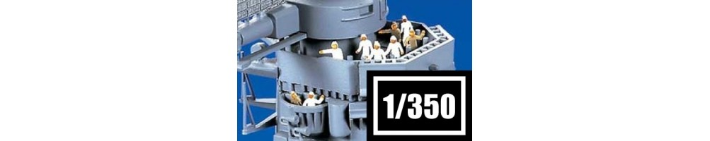 1/350 scale figures plastic model kits