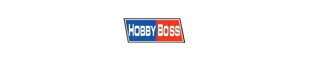 Hobby Boss 1/72 military vehicles plastic model kits