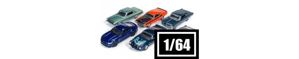 1/64 diecast and resin scale model car miniatures