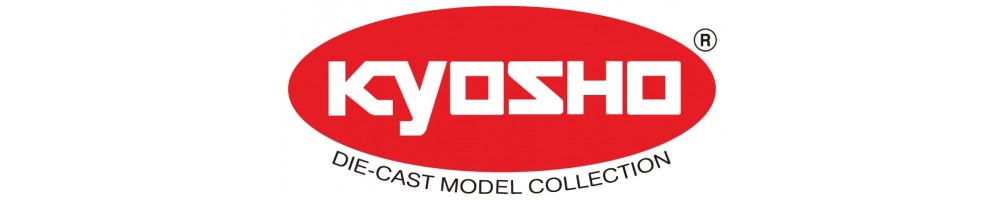Kyosho diecast models 1/12 scale