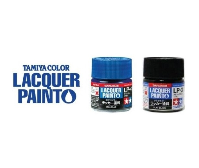Lacquer Paints - Tamiya