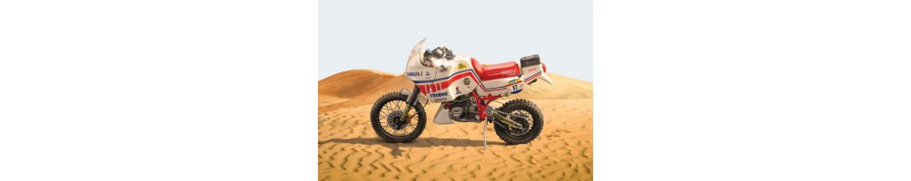 1/9 scale bike model kits