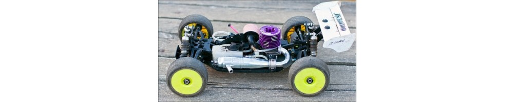 Combustion RC Cars