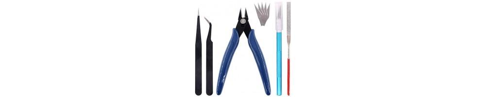 Model kit tools