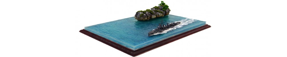 Mud and Waters for model kits