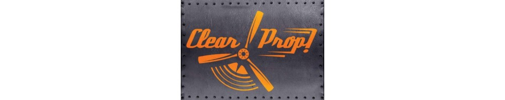Clear Prop airplanes plastic model kits