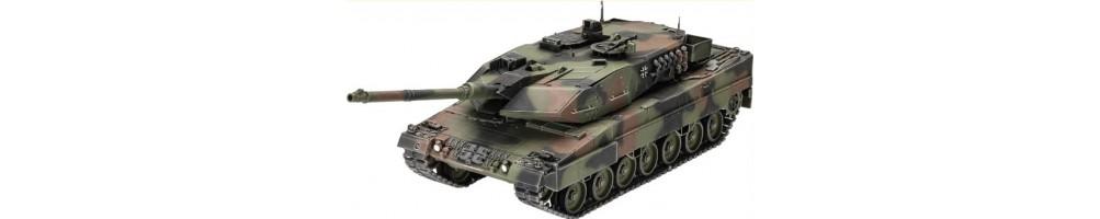 Kits de modelismo de tanques