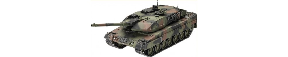 Tanks model kits