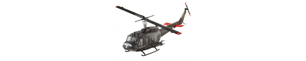 Helicopters Model Kits