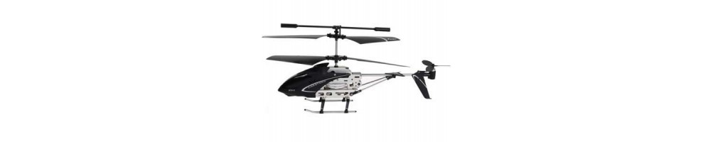 Electric RC helicopters