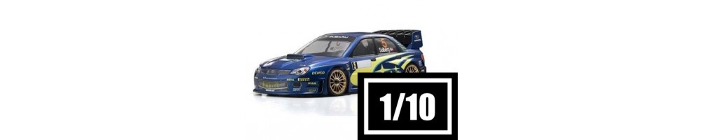 RC Combustion 1/10 Scale On-Road Cars