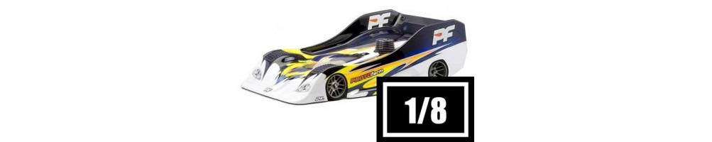 RC Combustion 1/8 Scale On-Road Cars