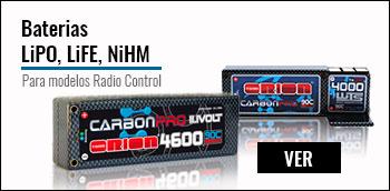 Batteries Radio Control