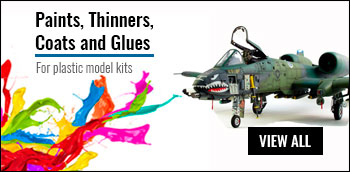 Paints, Thinners, Glues available on Hobbysector
