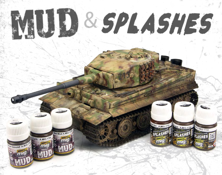 Tutorial para Muds & Splashes